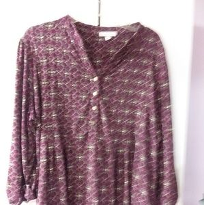 Dressbarn, 2x womens blouse